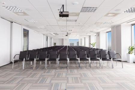 Sala szkoleniowo - konferencyjna W1+W2+W3+W4 na wynajem Golden Floor Tower, ul. Chłodna 51, Warszawa Centrum
