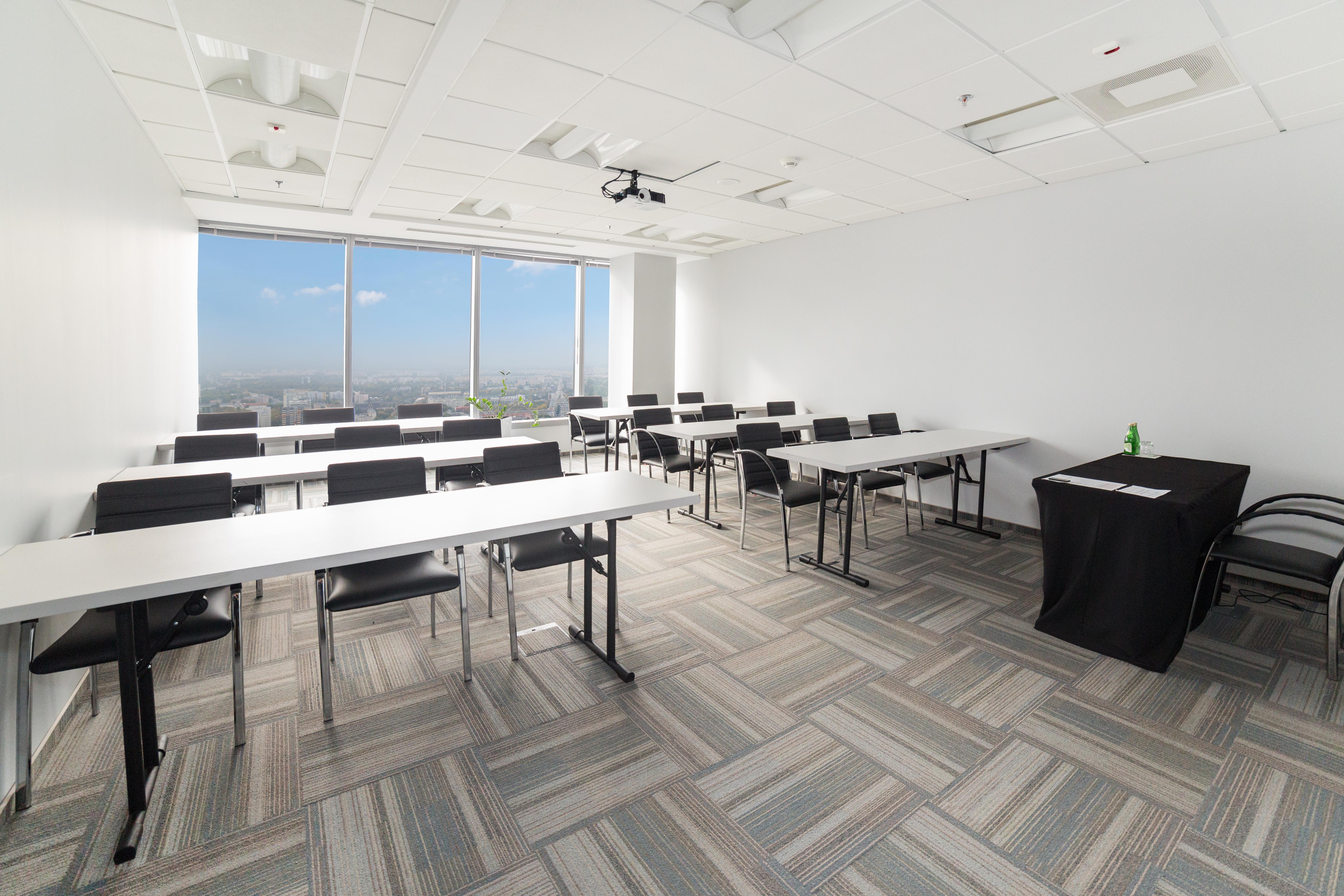 Sala szkoleniowo - konferencyjna W9 na wynajem Golden Floor Tower, ul. Chłodna 51, Warszawa Centrum