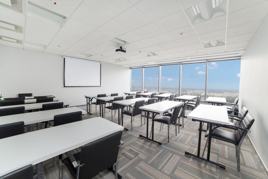 Sala szkoleniowo - konferencyjna W8 na wynajem Golden Floor Tower, ul. Chłodna 51, Warszawa Centrum