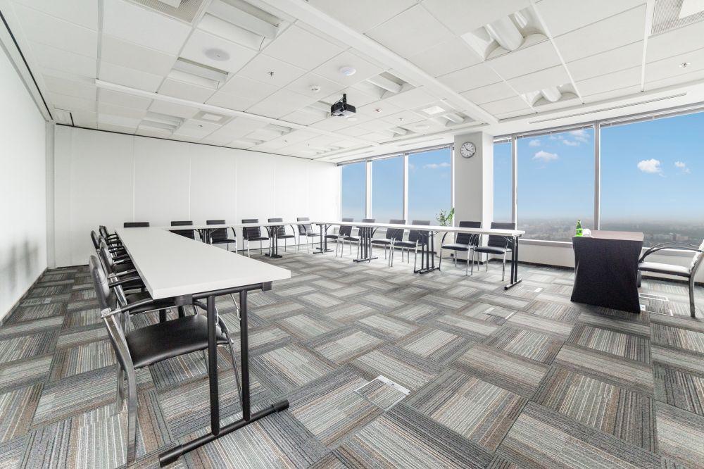 Sala szkoleniowo - konferencyjna W1 na wynajem Golden Floor Tower, ul. Chłodna 51, Warszawa Centrum