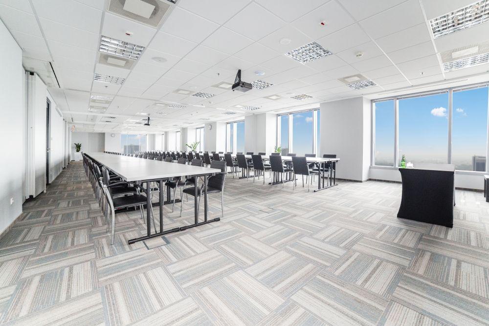 Sala szkoleniowo - konferencyjna W1+W2 na wynajem Golden Floor Tower, ul. Chłodna 51, Warszawa Centrum