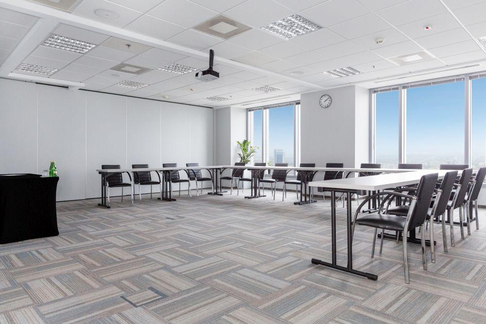 Sala szkoleniowo - konferencyjna W2 na wynajem Golden Floor Tower, ul. Chłodna 51, Warszawa Centrum