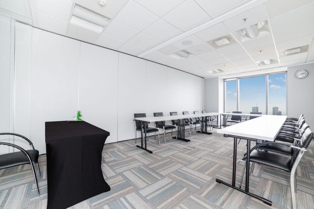 Sala szkoleniowo - konferencyjna W3 na wynajem Golden Floor Tower, ul. Chłodna 51, Warszawa Centrum