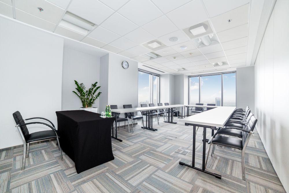 Sala szkoleniowo - konferencyjna W4 na wynajem Golden Floor Tower, ul. Chłodna 51, Warszawa Centrum