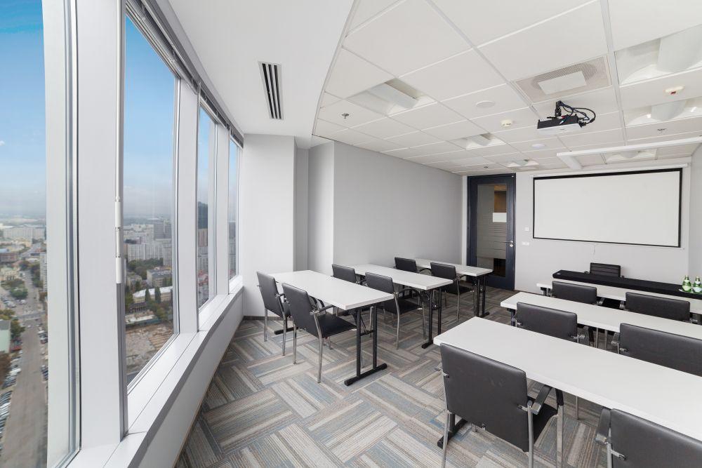 Sala szkoleniowo - konferencyjna W5 na wynajem Golden Floor Tower, ul. Chłodna 51, Warszawa Centrum