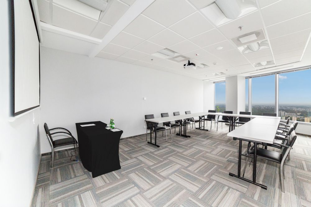 Sala szkoleniowo - konferencyjna W6 na wynajem Golden Floor Tower, ul. Chłodna 51, Warszawa Centrum