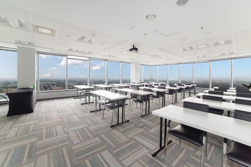 Sala szkoleniowo - konferencyjna W7 na wynajem Golden Floor Tower, ul. Chłodna 51, Warszawa Centrum