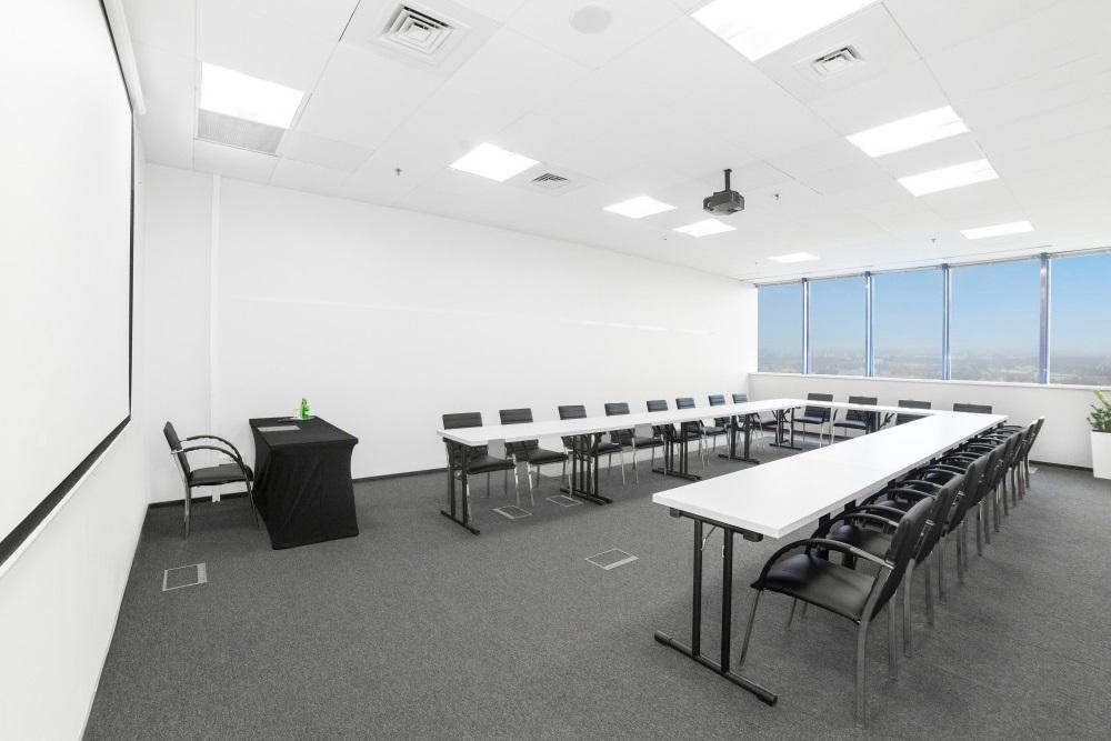 Sala szkoleniowo - konferencyjna G na wynajem Golden Floor Plaza, al. Jerozolimskie 123A, Warszawa Centrum