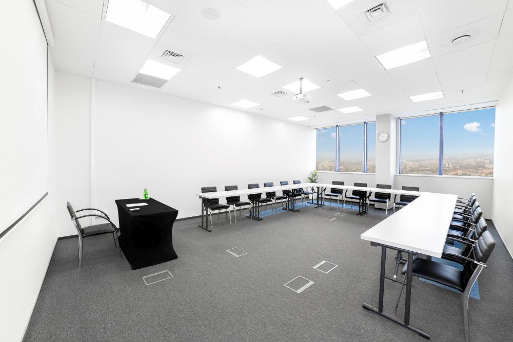 Sala szkoleniowo - konferencyjna F na wynajem Golden Floor Plaza, al. Jerozolimskie 123A, Warszawa Centrum