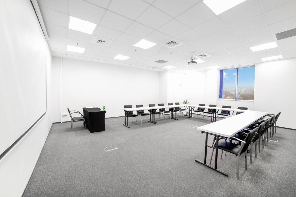Sala szkoleniowo - konferencyjna B na wynajem Golden Floor Plaza, al. Jerozolimskie 123A, Warszawa Centrum