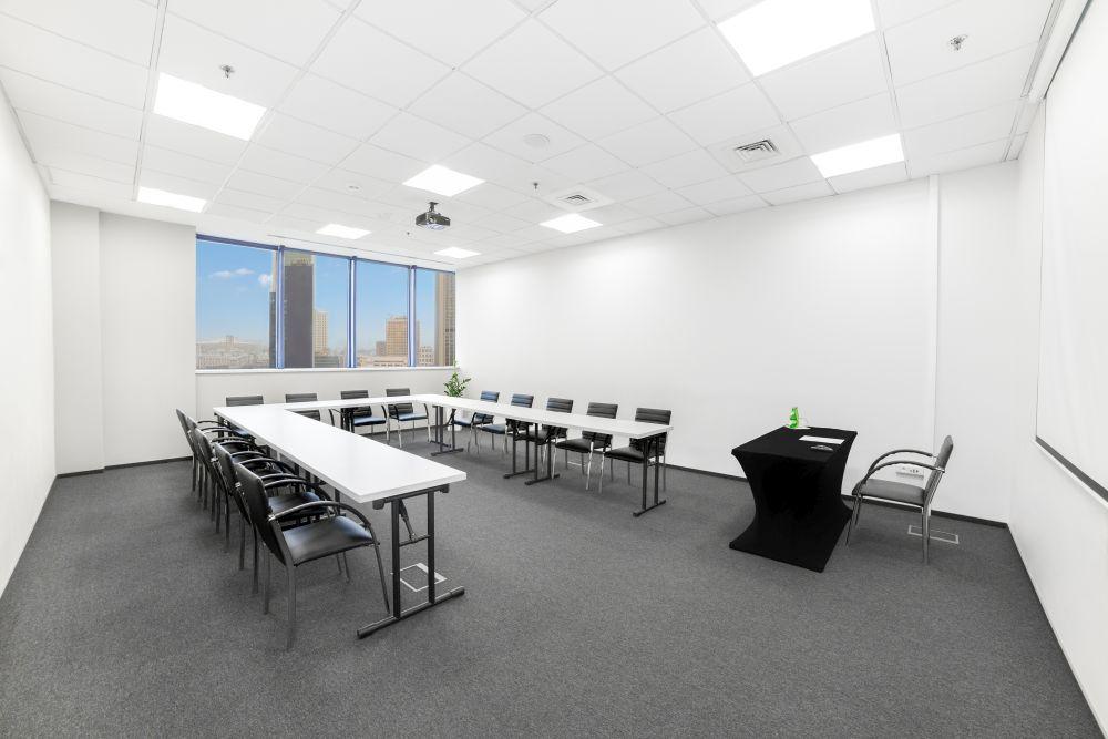 Sala szkoleniowo - konferencyjna C na wynajem Golden Floor Plaza, al. Jerozolimskie 123A, Warszawa Centrum