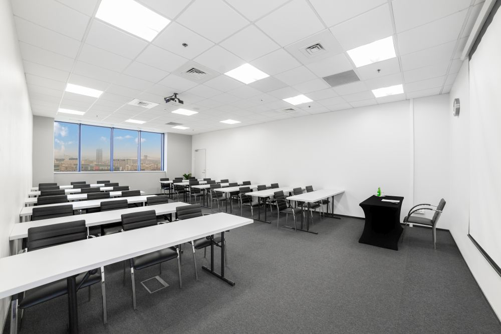 Sala szkoleniowa D Golden Floor Plaza, al. Jerozolimskie 123A
