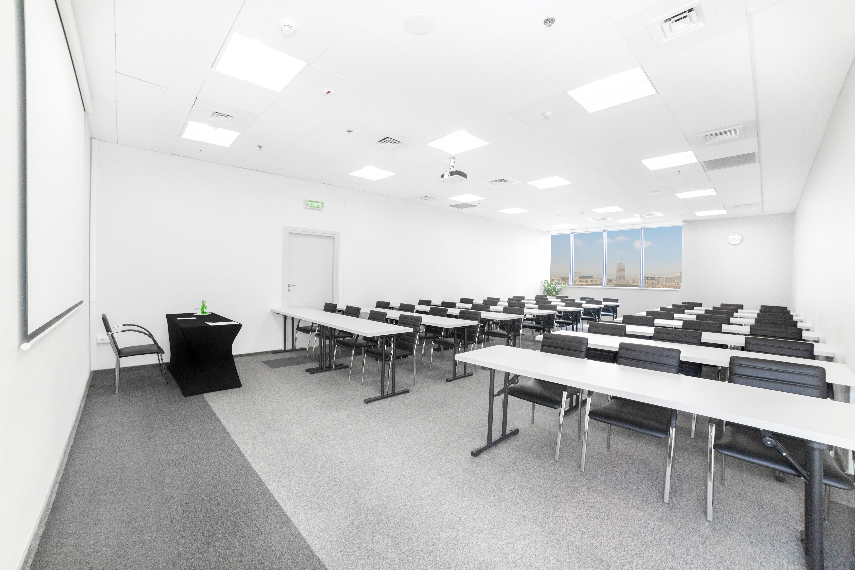 Sala szkoleniowo - konferencyjna 1 na wynajem Golden Floor Plaza, al. Jerozolimskie 123A, Warszawa Centrum