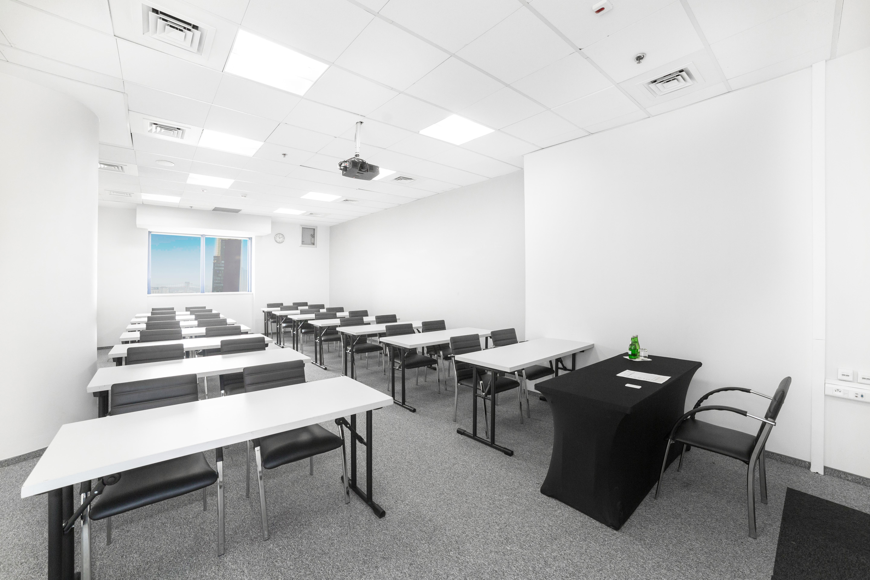 Sala szkoleniowo - konferencyjna 10 na wynajem Golden Floor Plaza, al. Jerozolimskie 123A, Warszawa Centrum