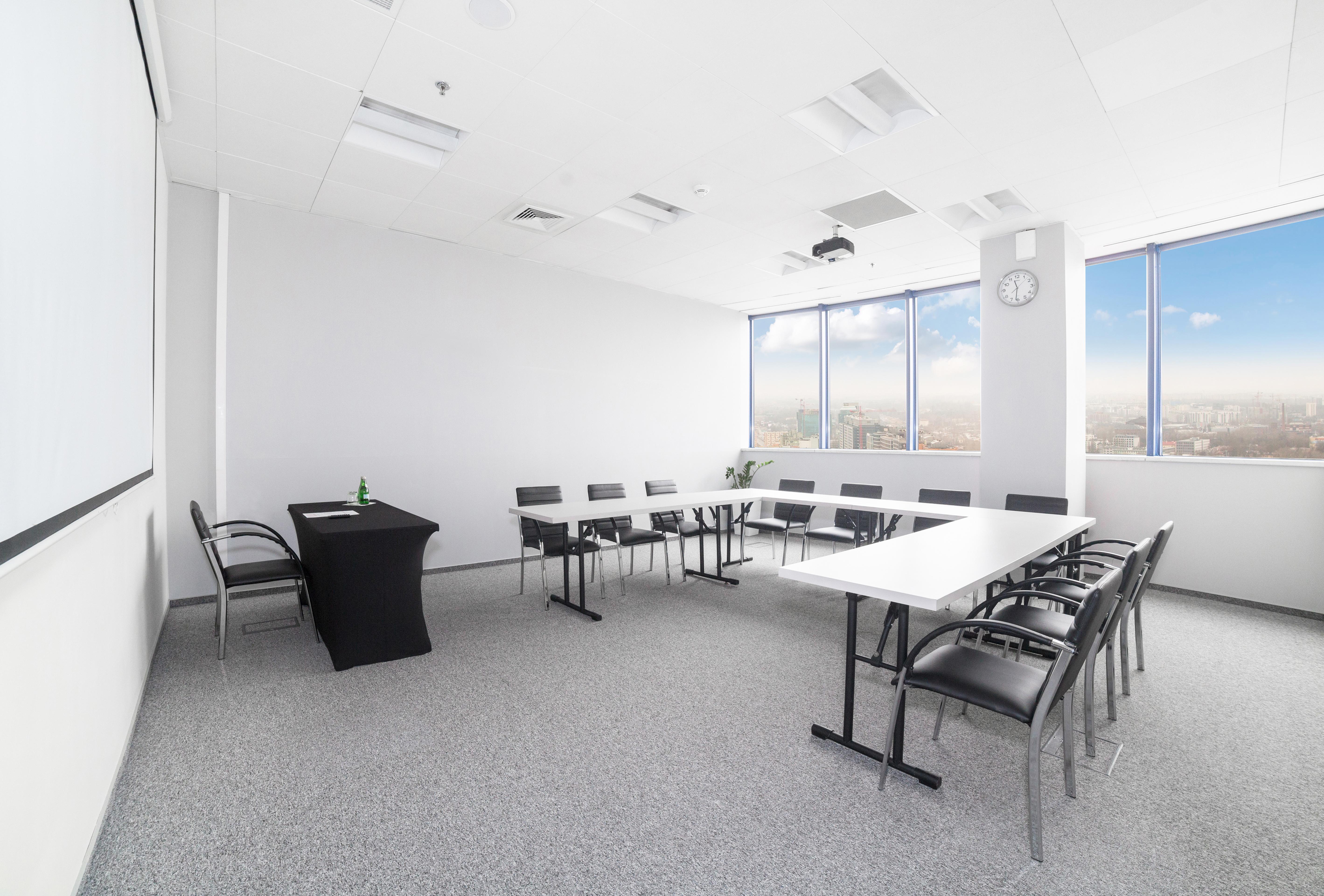 Sala szkoleniowo - konferencyjna 13 na wynajem Golden Floor Plaza, al. Jerozolimskie 123A, Warszawa Centrum