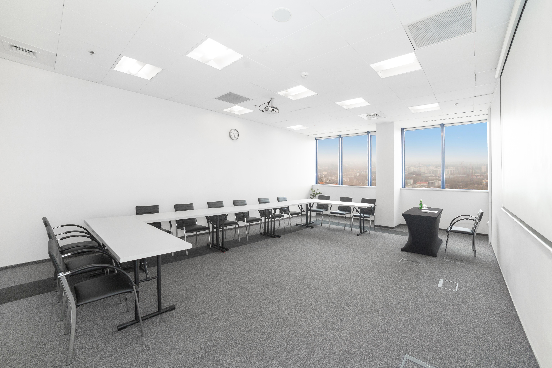 Sala szkoleniowo - konferencyjna 5 na wynajem Golden Floor Plaza, al. Jerozolimskie 123A, Warszawa Centrum