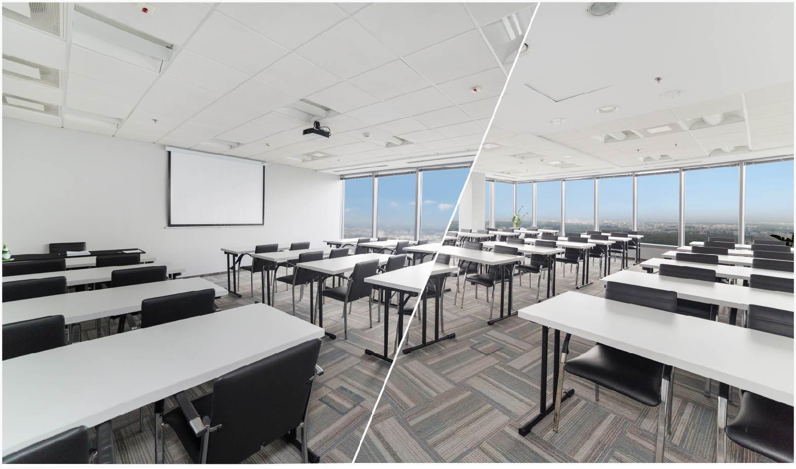 Sala szkoleniowo - konferencyjna W7+W8 na wynajem Golden Floor Tower, ul. Chłodna 51, Warszawa Centrum