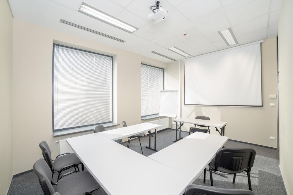 Sala szkoleniowo - konferencyjna Z2 na wynajem Golden Floor Airport, ul. Komitetu Obrony Robotników 45B, Warszawa Centrum