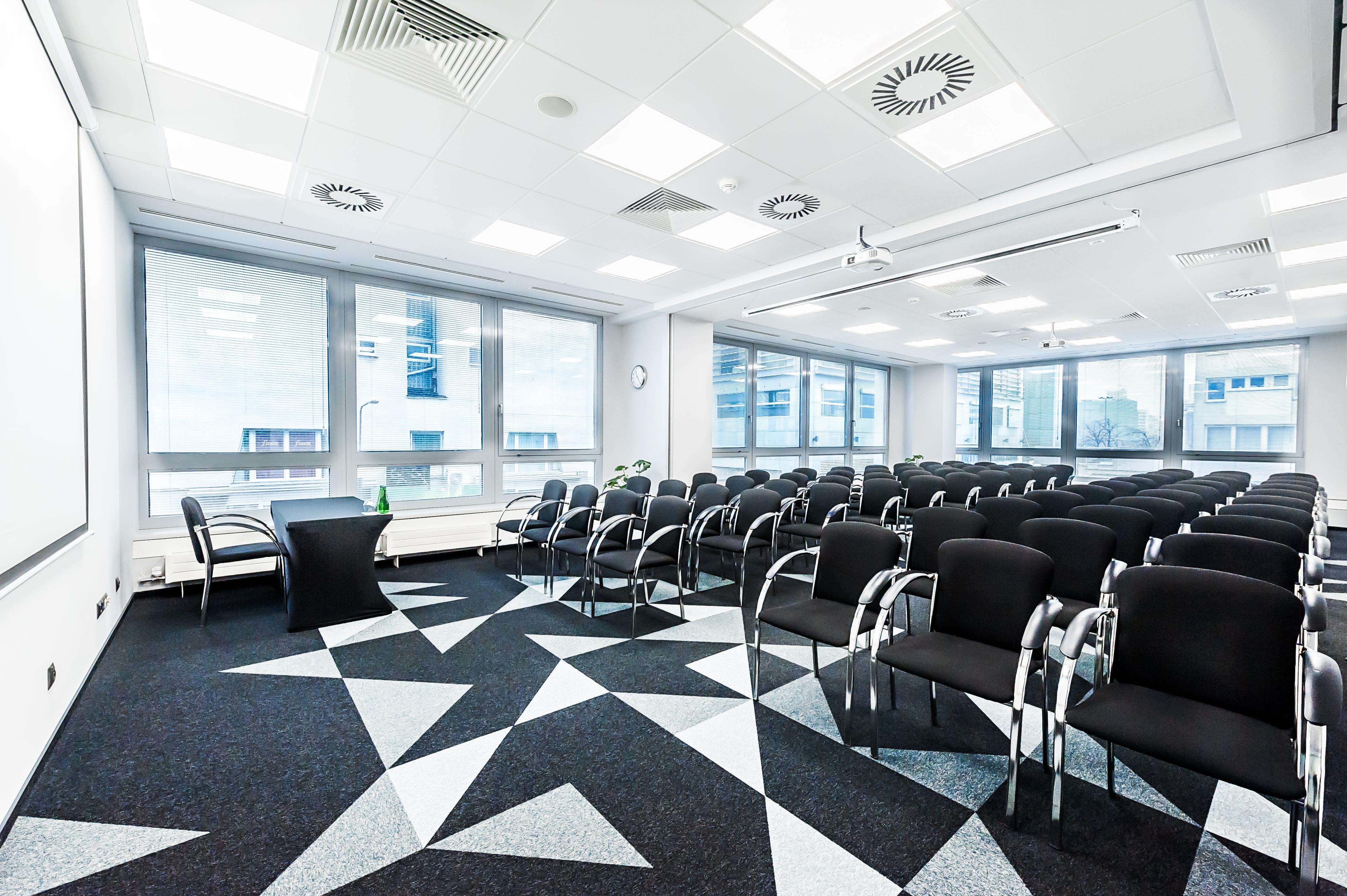 Room S2+S3 Golden Floor Centrum, ul. Sienna 39, Warszawa Centrum