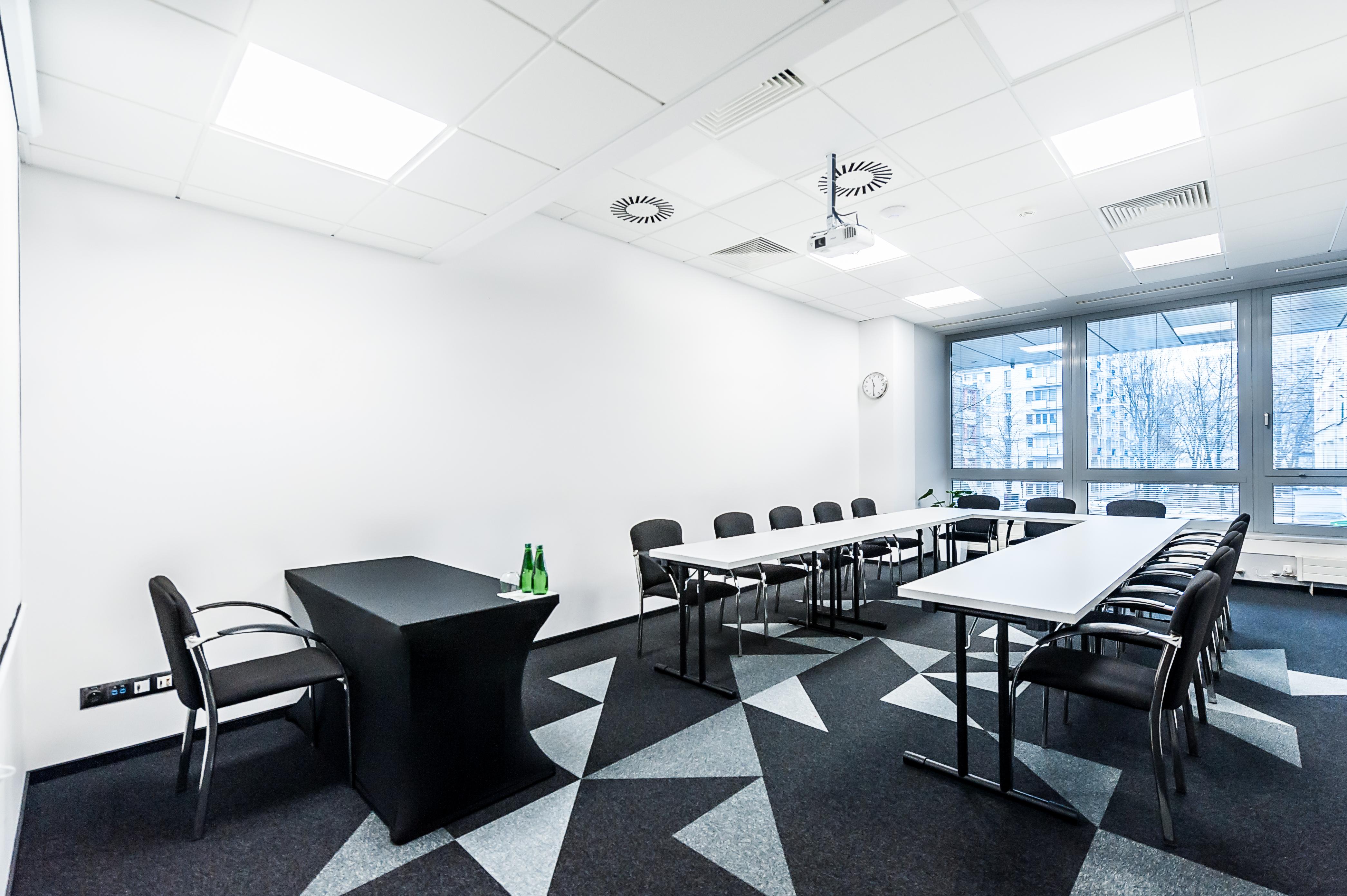 Room S4 Golden Floor Centrum, ul. Sienna 39, Warszawa Centrum