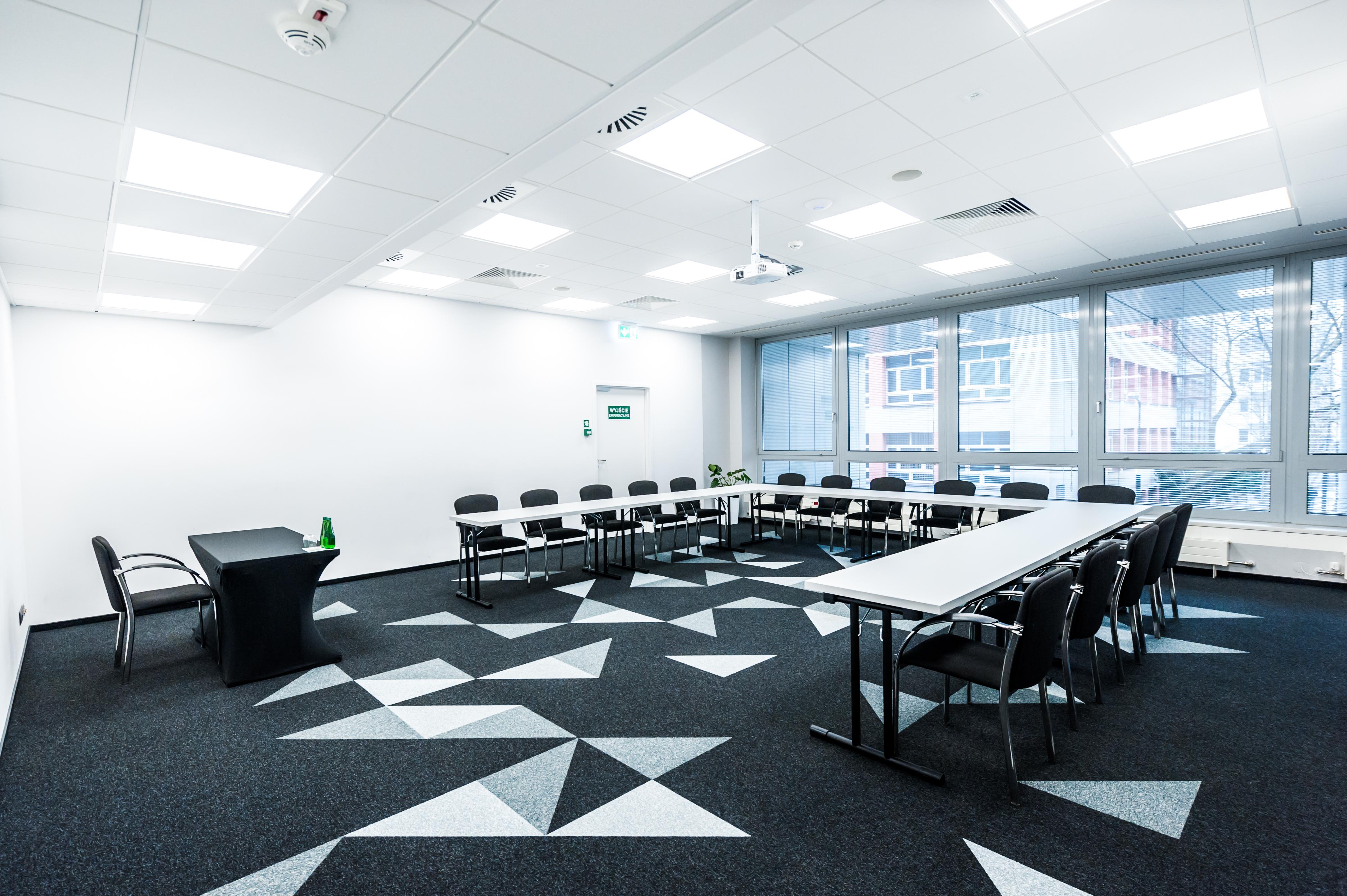 Room S7 Golden Floor Centrum, ul. Sienna 39, Warszawa Centrum